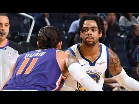 Golden State Warriors vs Phoenix Suns Full Game Highlights | December 27, 2019-20 NBA Season