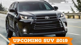 10 BEST UPCOMING SUV CAR UNDER 20 LAKHS (2019)
