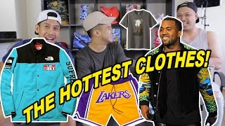 HYPETALK: HYPE OR HOT?! OUR FAVORITE CLOTHING COLLABS!