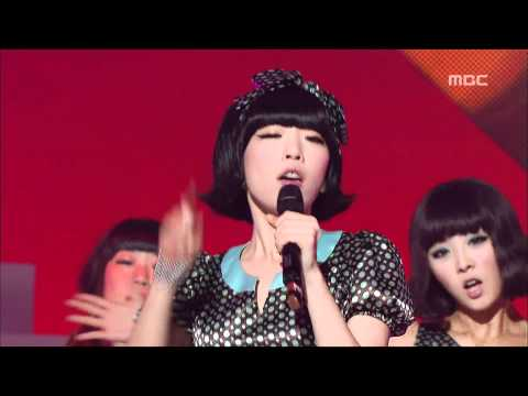 Brown Eyed Girls - How come, 브라운 아이드 걸스 - 어쩌다, Music Core 20081004