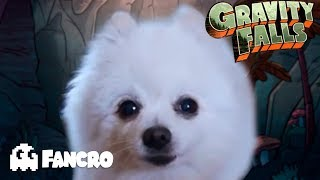Gravity Falls - Cover Gabe the dog