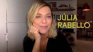 MIX PALESTRAS l O deboche salva l Julia Rabello