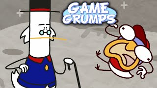 Game Grumps Animated - Ducktales Glitches Out - by Carl Doonan