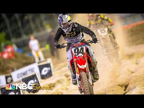 AMA SX Glendale 2020 - Extended Highlights and Press Conference