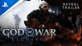 God Of War Ragnarok - PlayStation Showcase 2021 Reveal Trailer   PS5