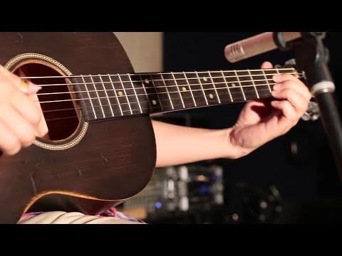 Ibanez AVN6-DTS Artwood Acoustic Guitar (Distressed Tobacco Sunburst Open Pore)