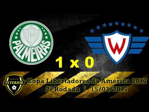 Palmeiras vs Jorge Wilstermann