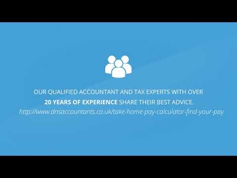 Calculate your Take Home Pay with DNS Accountants