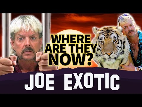 Joe Exotic | Where Are They Now? | Tiger King: Murder, Mayhem and Madness