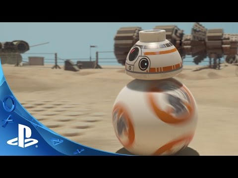 LEGO® Star Wars™: The Force Awakens™ Video Screenshot 7