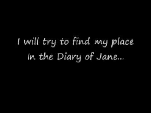 Diary of Jane  - Breaking Benjamin ( Acoustic + Lyrics )