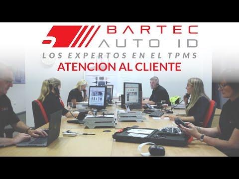Bartec Auto ID Atención al Cliente Español