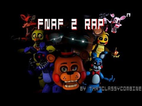 [SFM] FNAF 2 Rap Animated - Five More Nights