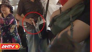 Khóa cửa bắt sống thủ phạm móc 5 củ của nữ sinh trên xe buýt | Kỹ năng sống [số 128] | ANTV