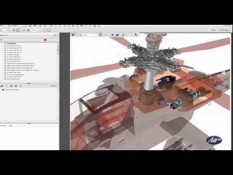 3D PDF Capabilities