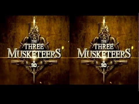 The Three Musketeers Trailer 3D