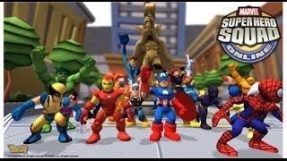 Roblox: Marvel Super Hero Squad Online