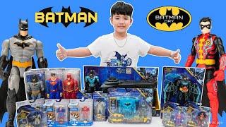 24h Thử Thách Dùng Đồ DC Justice League ♥ Minh Khoa TV