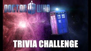 Doctor Who Trivia Challenge - Modern Era