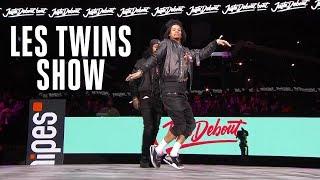 Les Twins show - Juste Debout 2018