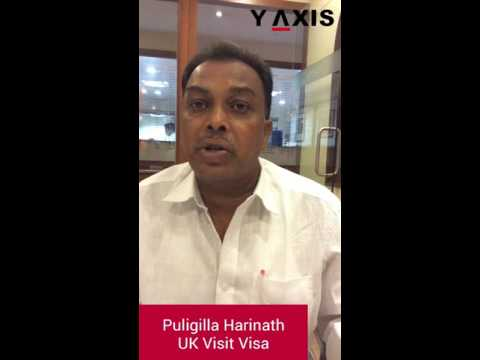 Puligilla Harinath UK visit visa PC Joseph Ambati