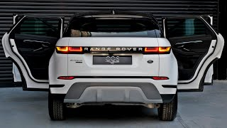 2021 Range Rover Evoque - Exterior and interior Details (Wonderful Small SUV)