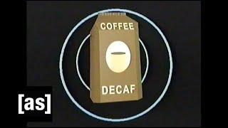 "SHOP: A Pop Opera ""Coffee"" | adult swim smalls"