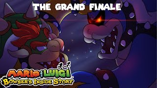 The Grand Finale [CHANNEL ANNIVERSARY SPECIAL] - Bowser's Inside Story Cover