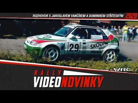 Rozhovor s Jaroslavem Vančíkem a Dominikem Stříteským