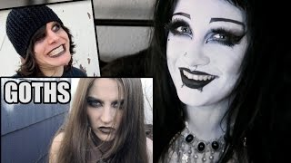 Goth Reacts to 10 Things I Hate About Goths | Black Friday