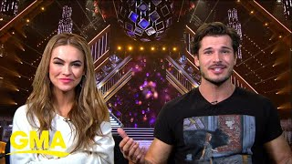 Chrishell Stause eliminated from 'Dancing With the Stars' l GMA