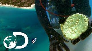 Will Darrell Find Gold near Turks and Caicos Island?   Cooper's Treasure