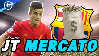 Liverpool fixe un prix fou au Barça pour Coutinho | Journal du mercato