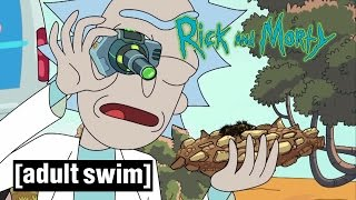 Shopping for a new world | Rick and Morty | Adult Swim