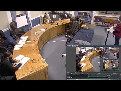 City of Plattsburgh Law Enforcement Panel  11-2-20