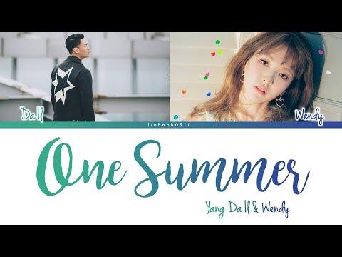 WENDY(웬디), Yang Da Il(양다일) _ One Summer(그해 여름) [Color Coded Lyrics Han|Rom|Eng]