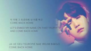 BTS (방탄소년단) - 'Come Back Home (Seo Taiji 25th Anniversary Remake Project)' [Han|Rom|Eng lyrics]
