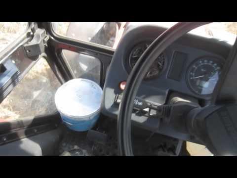 Тест-драйв: Трактор Беларус (МТЗ-80) - YouTube