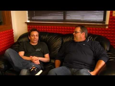 Greg's Big Black Couch with Chris Kattan - YouTube