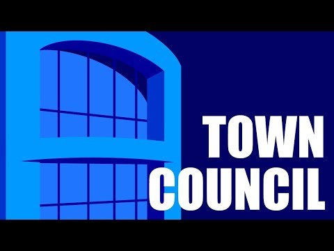 Town Council Meeting of September 12, 2017