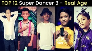 Super Dancer 3 TOP 12 Contestants Names List | City, Age revealed