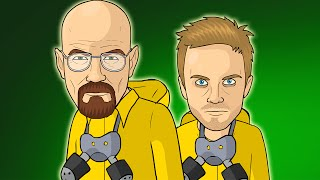 Entire Breaking Bad Series in 3 Minutes