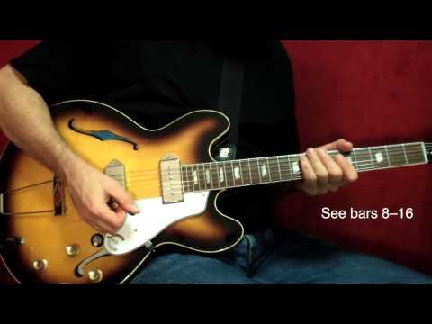 Brown Sugar (Part 1) - The Rolling Stones - Guitar