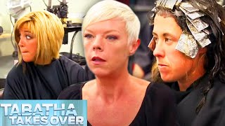 DRAMA in the Salon - Tabatha Takes Over | S04E06 | Beauty Rescue (Reality TV) | Fresh Lifestyle