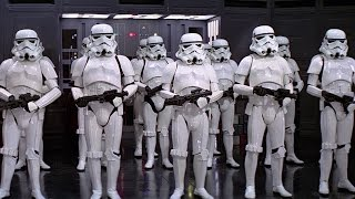 Stormtrooper Accuracy: Star Wars (A New Hope)