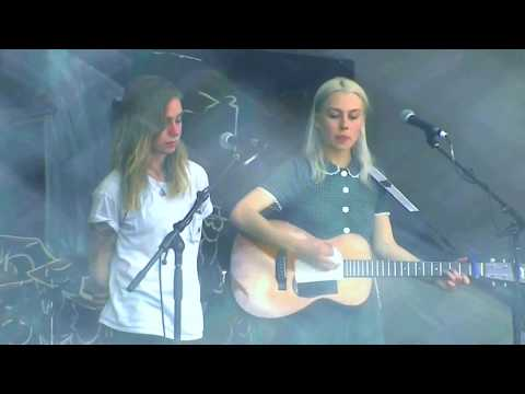 Phoebe Bridgers w/ Julien Baker - Everything Is Free (Gillian Welch)