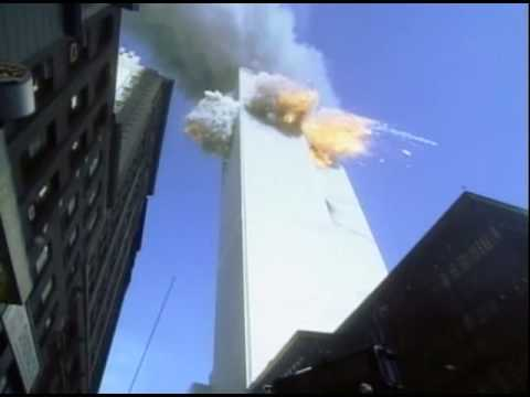 9 11 Wtc South Tower Plane Crash Youtube