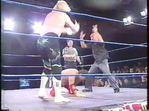 Bobby Eaton Returns to Memphis - Lawler v Eaton