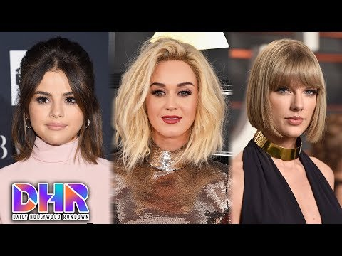 Selena Gomez Back To You MUSIC VIDEO - Katy Perry & Taylor Swift Feud BACK ON?! (DHR)