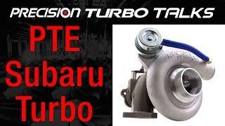 PTE Subaru Turbocharger